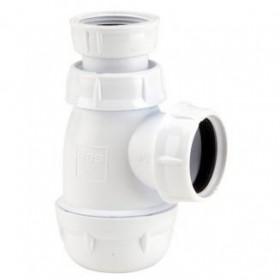 Сифон д/биде, пластик, 1 1/4*32, бутылочный, LB221 /0201002/