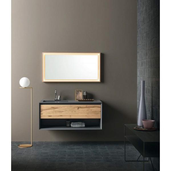Мебель без раковины ARBI Materia Vip 07 120х51х50cm LB01