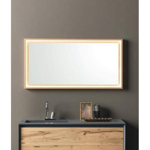 Зеркало ARBI Materia 07 BISHOP FM 120x61.2 см SFMB