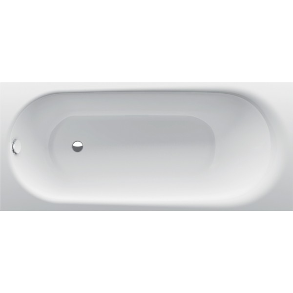 BetteComodo 1253 PLUS AR Ванна прямоугольная 170х80 см