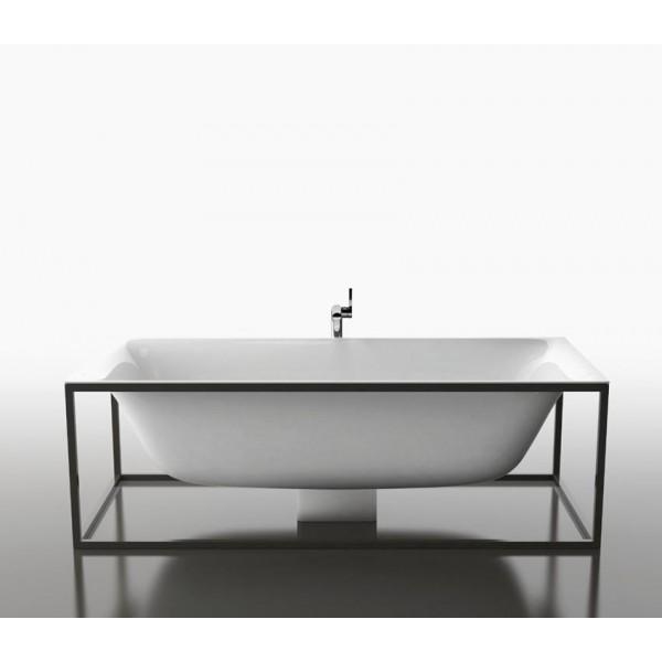 Ванна отдельностоящая 3451+Q001 BetteLux Shape 170x75 см