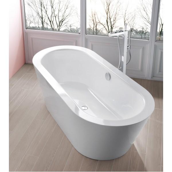 Ванна отдельностоящая 2680CFXXK BetteStarlet Oval Silhouette 175x80 см