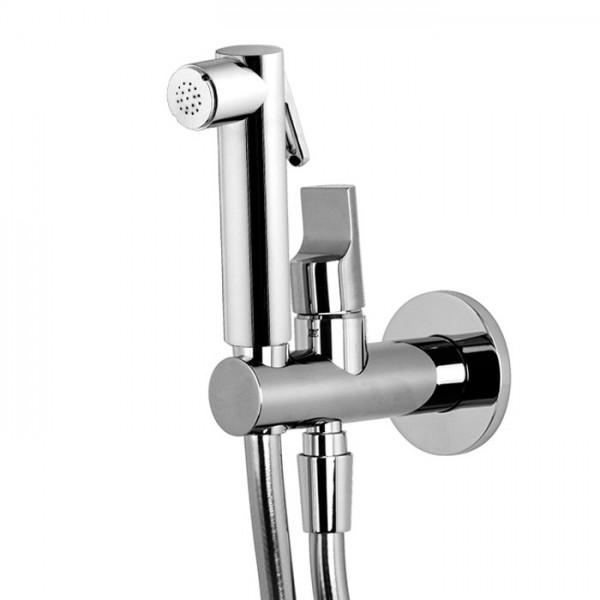 Гигиенический душ хром Carlo Frattini F2320/1NCR Латунь