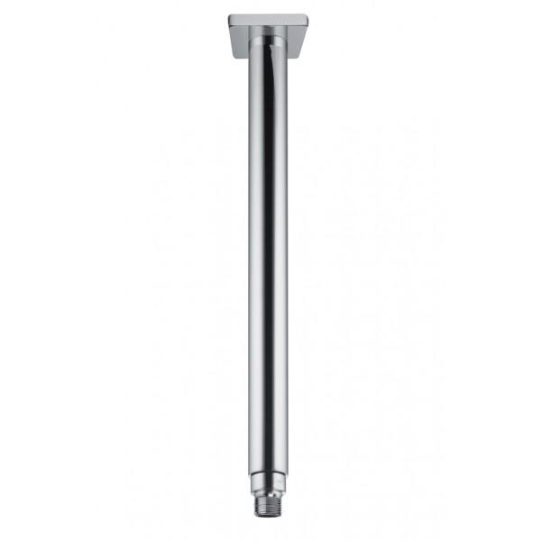 Держатель для потолочной лейки 30 см , хром /F2587 CR/
