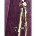 Душевая стойка золото Carlo Frattini Olivia F5004/2ОR