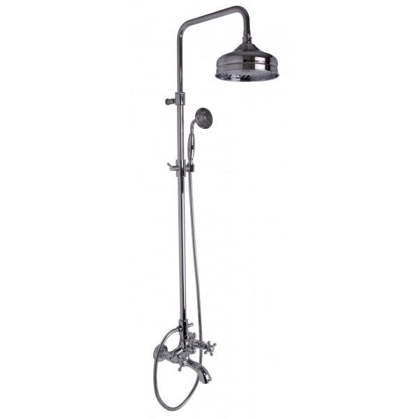 Душевая стойка для ванны Carlo Frattini Elizabeth F5084/2BR