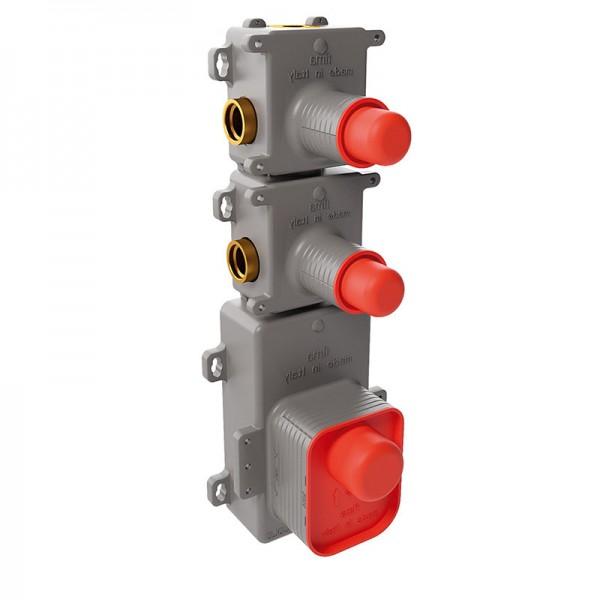 Внутренняя часть для смесителя с термостатом на 2 потребителя F2462