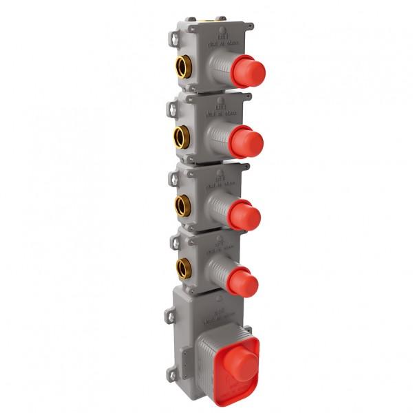 Внутренняя часть для смесителя с термостатом Carlo Frattini F2465