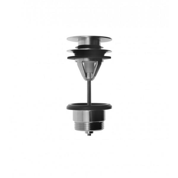 Донный клапан клик-клак универсальный Carlo Frattini Fima F2677CR