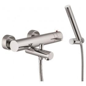 Смеситель-термостат для ванны Carlo Frattini Spillo F4034CR