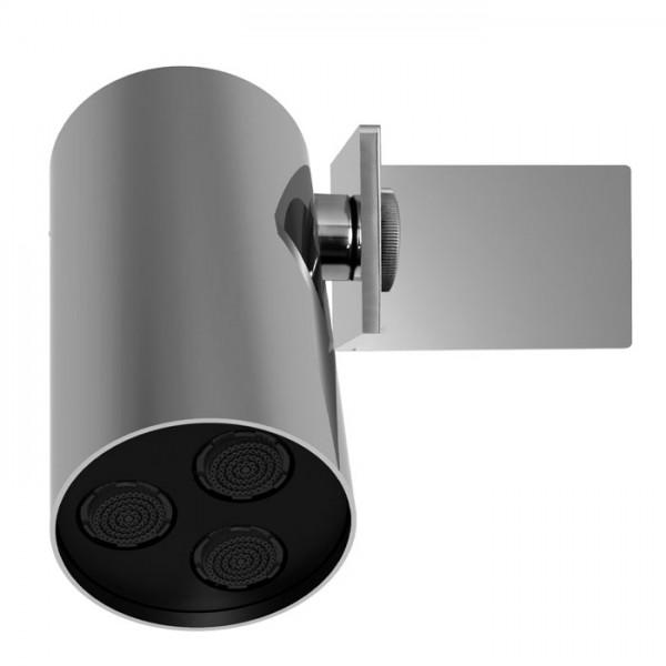 Верхний душ настенного монтажа O3 Carlo Frattini F5914CR