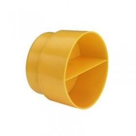 Заглушка для отвода малая пластмасса /407704/