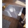 Ванна Glass Elle 180х75 см