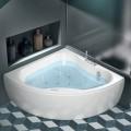 Ванна Hafro Diva Professional Whirlpool Airpool  140х140х59  (без фронт. Панели) арт. 2DVA1N8+0RSA1N0 HAFRO