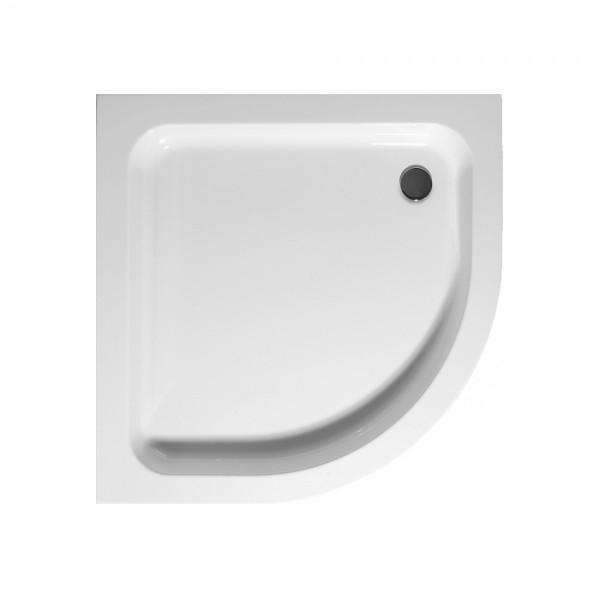 Душевой поддон HSK Flach 90х90 см с панелью 500090