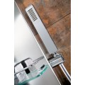Душевая панель напольная HSK Lavida Shower Panel 220х26х8 см 1900011 HSK