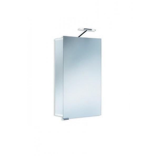 Зеркальный шкаф со светильником 1101045DX HSK Stableuchte 45x75 см