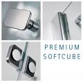 Душевой уголок HSK Premium Softcube 90х90х200 см 6850409055041500