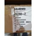 Поддон черный с орнаментом Kaldewei SUPERPLAN 90x90 x2,5 см 390-2
