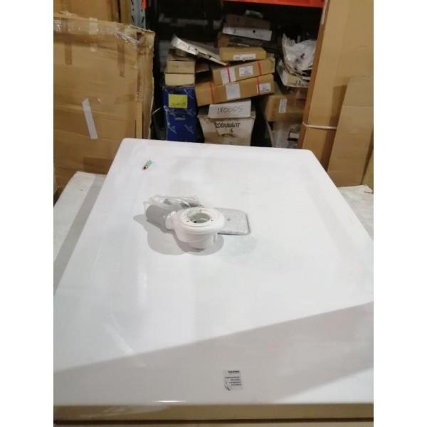 УЦЕНКА Поддон белый Kaldewei CONOPLAN E+, AS 90x120 x2,5 см 537-2