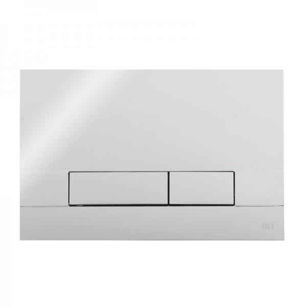 Смывная клавиша хром OLI Narrow OLIpure МЕХ 148301