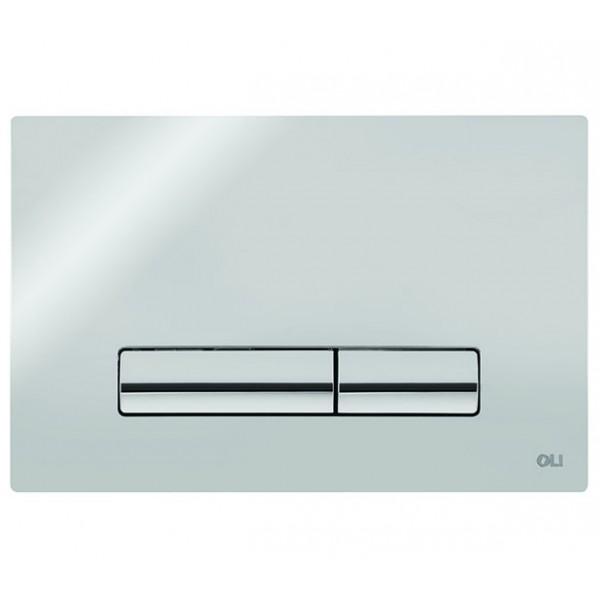 Смывная клавиша хром OLI GLAM 139185 МЕХ