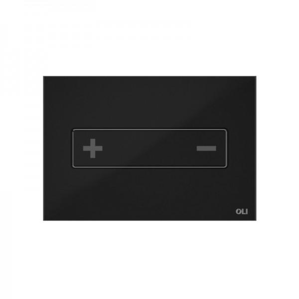 Смывная клавиша стеклянная OLI OCEANIA 054557 МЕХ