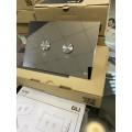 Смывная клавиша OLI BLINK глянцевый хром 154963