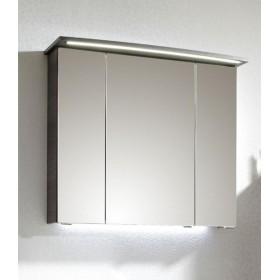 Зеркальный шкаф 75x80 см Pelipal Lunic LU-SPS04