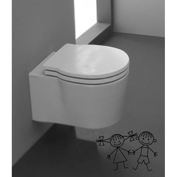 Крышка для детского унитаза Bucket Scarabeo 8816A SCARABEO