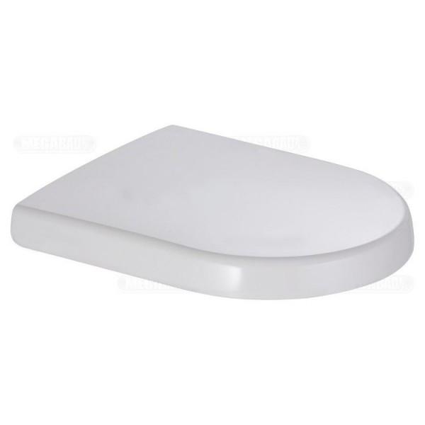 Крышка для унитаза SUBWAY 2.0, белая, soft close /9M69S101/