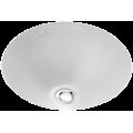 Раковина Loop& Frends D 44 cm под столешницу с переливом 618043R2, с антигрязевым и антибактериальным покрытием, цвет Villeroy Boch