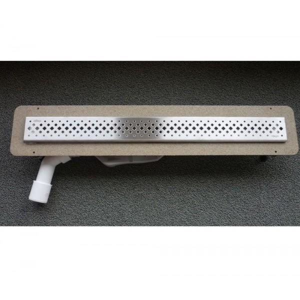 Декоративная решетка 80 см Viega Advantix Visign ER1 570439