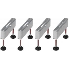 Опоры для душевых лотков VIEGA, из нержавеющей стали (от 1000 мм) /619114/