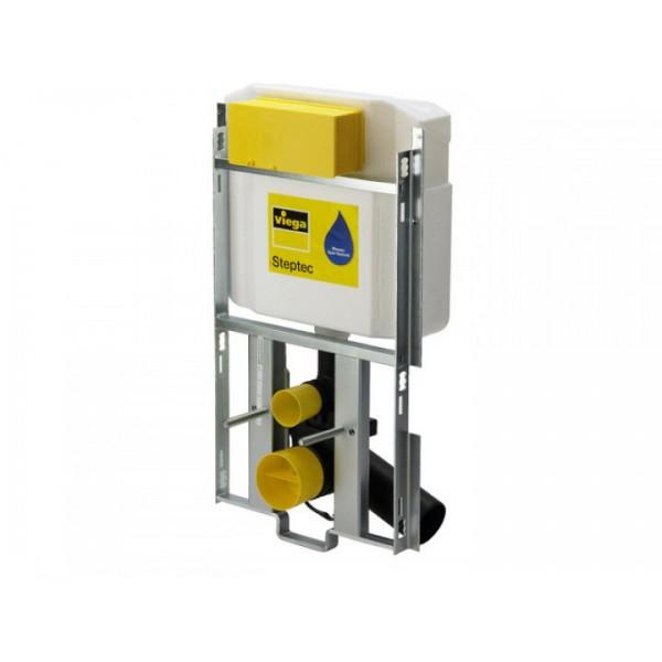Инсталяция  VIEGA Steptec для унитаза, для настенного монтажа , сталь, м/в 1130 /656102/
