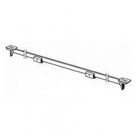 Декор накладка SR4-300 для душевого лотка VARIO 300-1200 мм, белая /711887/