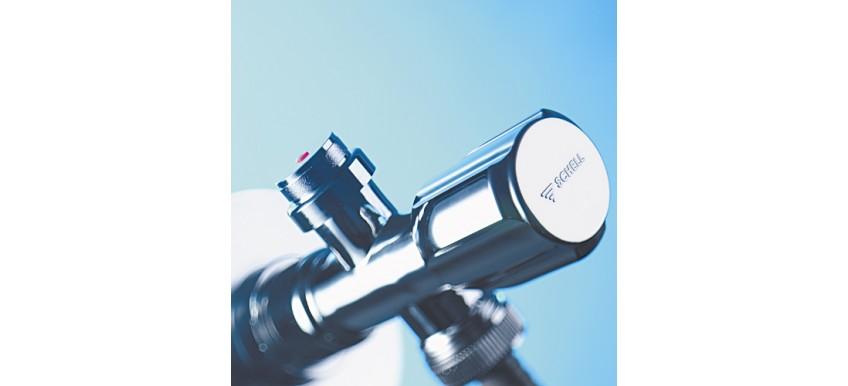 SCHELL POLAR - морозоустойчивые наружные вентили