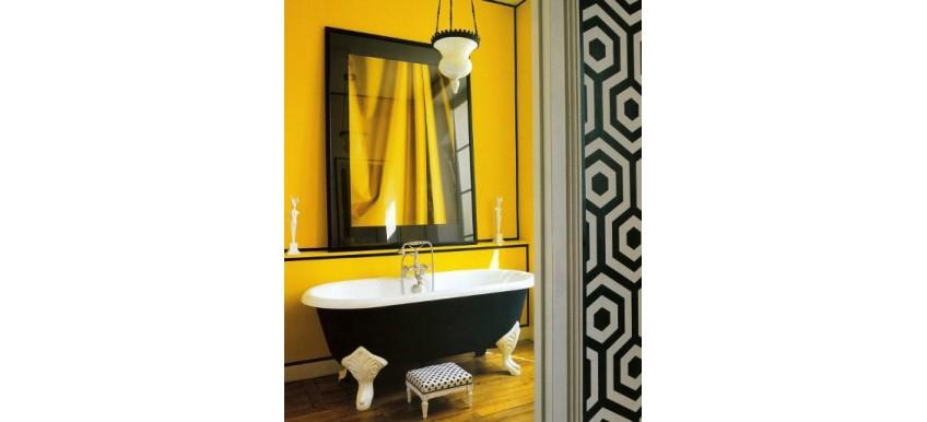 Восточный или арабский стиль в интерьере ванной комнаты