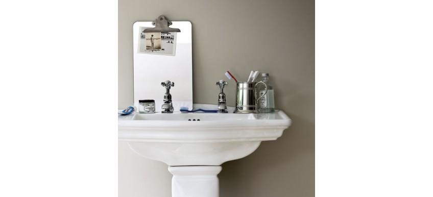 Английский или британский стиль в оформлении ванной комнаты