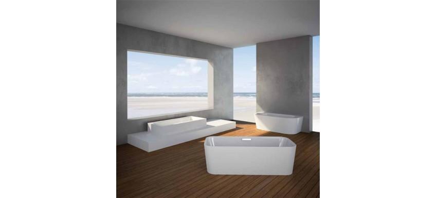 Скульптуры для ванных комнат – новый каталог ванн Bette