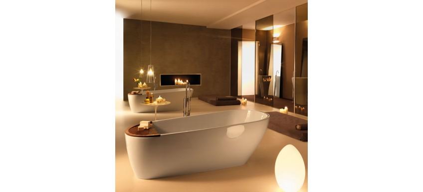 Большая ванная комната. Дизайн, фото, идеи.