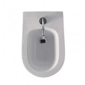 Биде Aquatech напольное белое, керамика / 372001/