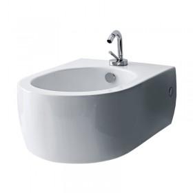 Биде  подвесное FLO 50х36,5 , белое, керамика  /312501/