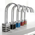 Cмеситель для ванны Carlo Frattini BIO F3464/1CR