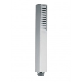 Ручной душ, латунь, антикальк, хром квадрат /F2203CR/