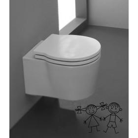 Крышка для детского унитаза Bucket Scarabeo 8816A