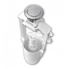 Механизм смыва к унитазу Kerasan Retro кнопка хром 750990