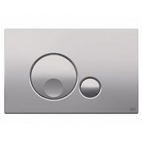 Смывная клавиша хром OLI GLOBE 152950 МЕХ