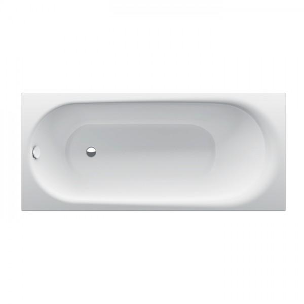 BetteComodo 1250AR, PLUS Ванна прямоугольная 170х75 см BETTE