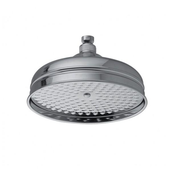 Верхний душ D=200 мм, круглый, бронза /F2071/2BR/